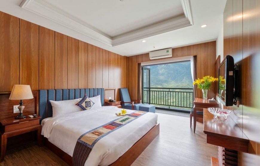 Combo Khách Sạn Bamboo Sapa 2N1Đ + Xe khứ hồi cao cấp