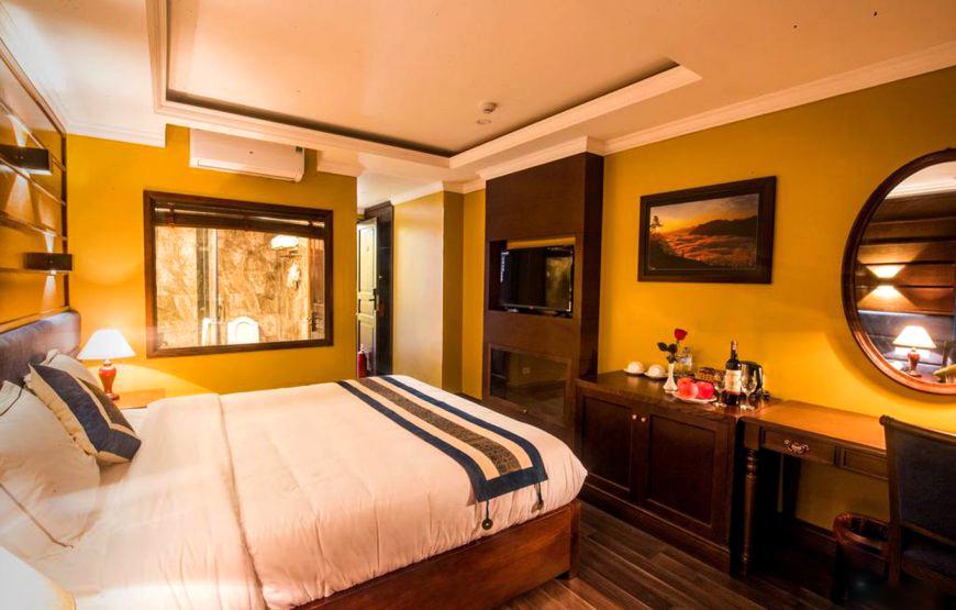 Combo Khách sạn Nomad Trails Boutique Sapa 2N1Đ + Xe khứ hồi