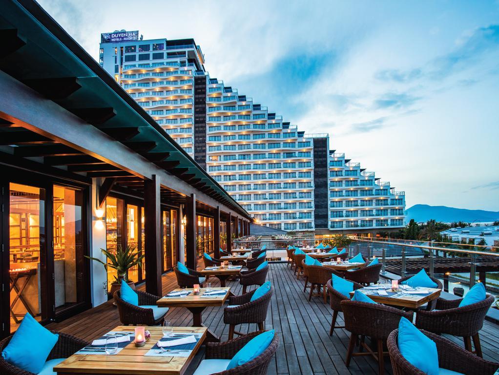 Combo 3N2Đ Duyên Hà Resort Cam Ranh 5* + Vé máy bay khứ hồi