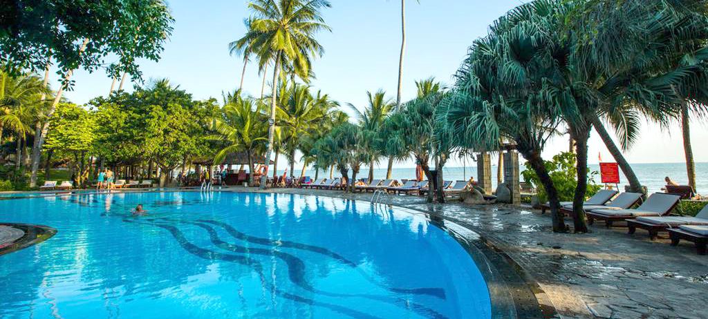 Voucher 2N1Đ Hoàng Ngọc Resort Mũi Né - Giải trí hiện đại