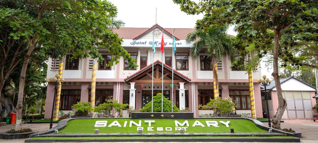 Voucher 1N1Đ Saint Mary Beach Resort bãi biển đẹp nhất Phan Thiết