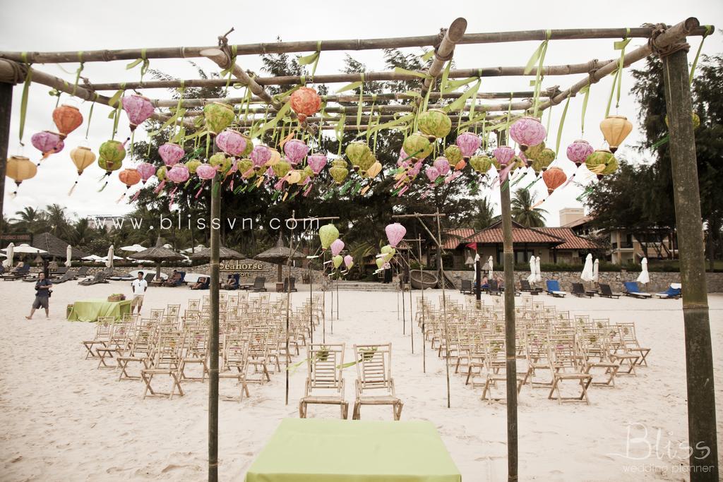 Voucher 3N2Đ Seahorse Resort & Spa Mũi Né ngay biển Phan Thiết
