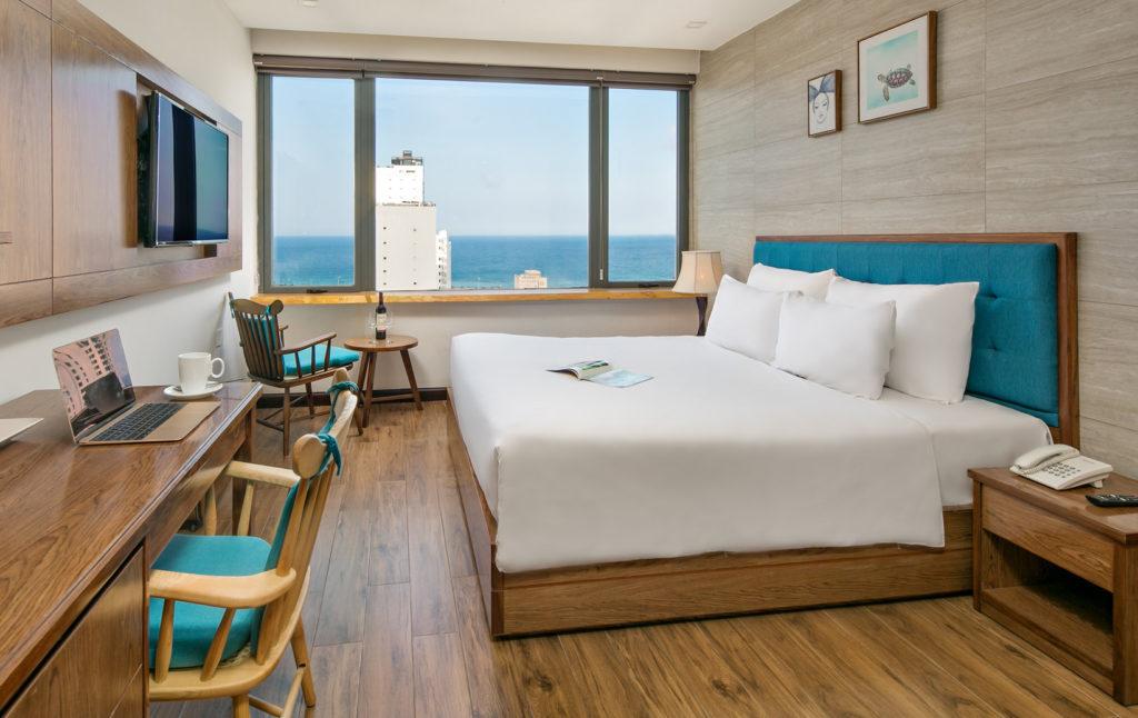 Combo 3N2Đ White Sand Hotel & Apartment 4* + Vé máy bay khứ hồi