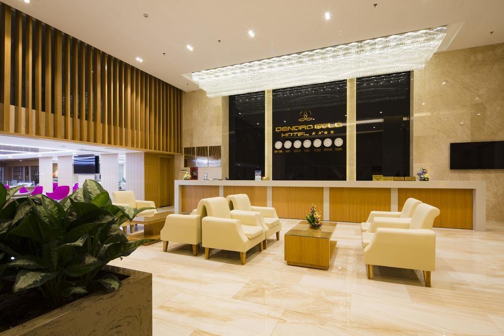 Combo 3N2Đ Dendro Gold Nha Trang Hotel 4* + Vé MB khứ hồi