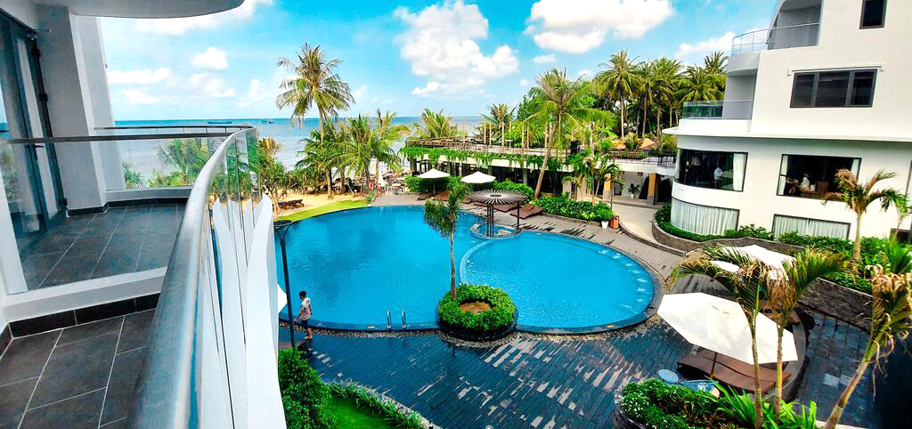 Combo 3N2Đ Sunset Beach Resort & Spa Phú Quốc 4 sao