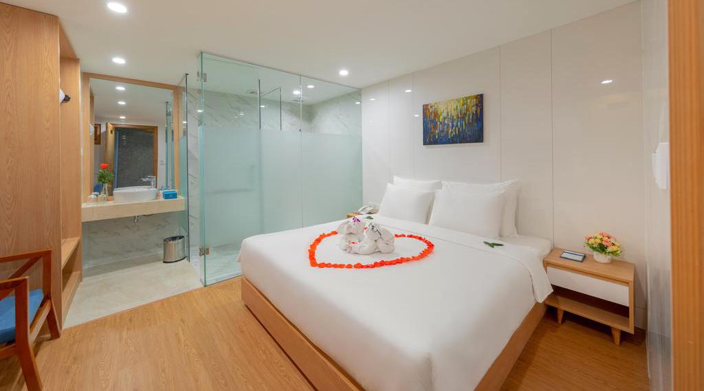 Combo Gold III Đà Nẵng Hotel 3 Sao đầy đủ tiện nghi trung tâm TP
