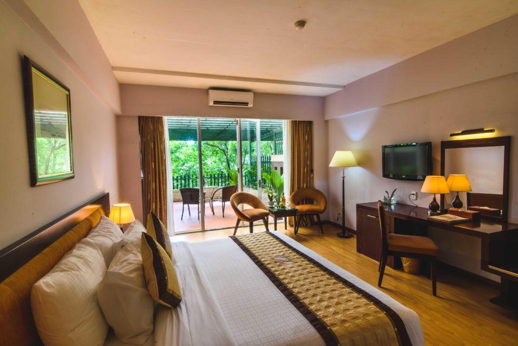 Combo 3N2Đ Mondial Huế 4* Hotel trung tâm Thành Phố