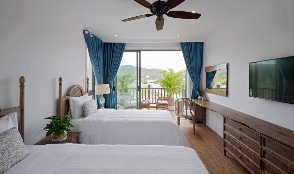 Combo 3N2Đ Sunset Sanato Resort & Villas Phú Quốc + Vé MBKH