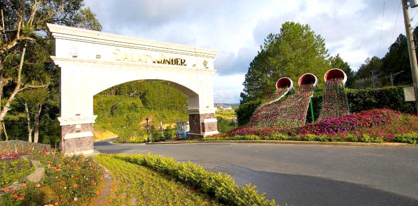 Combo 3N2Đ Wonder Resort Đà Lạt 4* + Vé máy bay khứ hồi