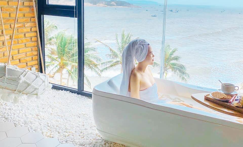 Combo Mira Bãi Xếp Quy Nhơn 3 Sao homestay view biển cực đẹp