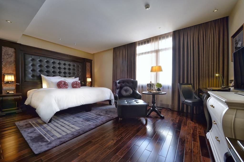 Voucher 2N1Đ Paradise Suites & Trend Hotel tiện nghi