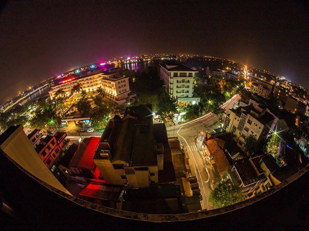 Jasmine Huế Hotel ngay trung tâm thành phố