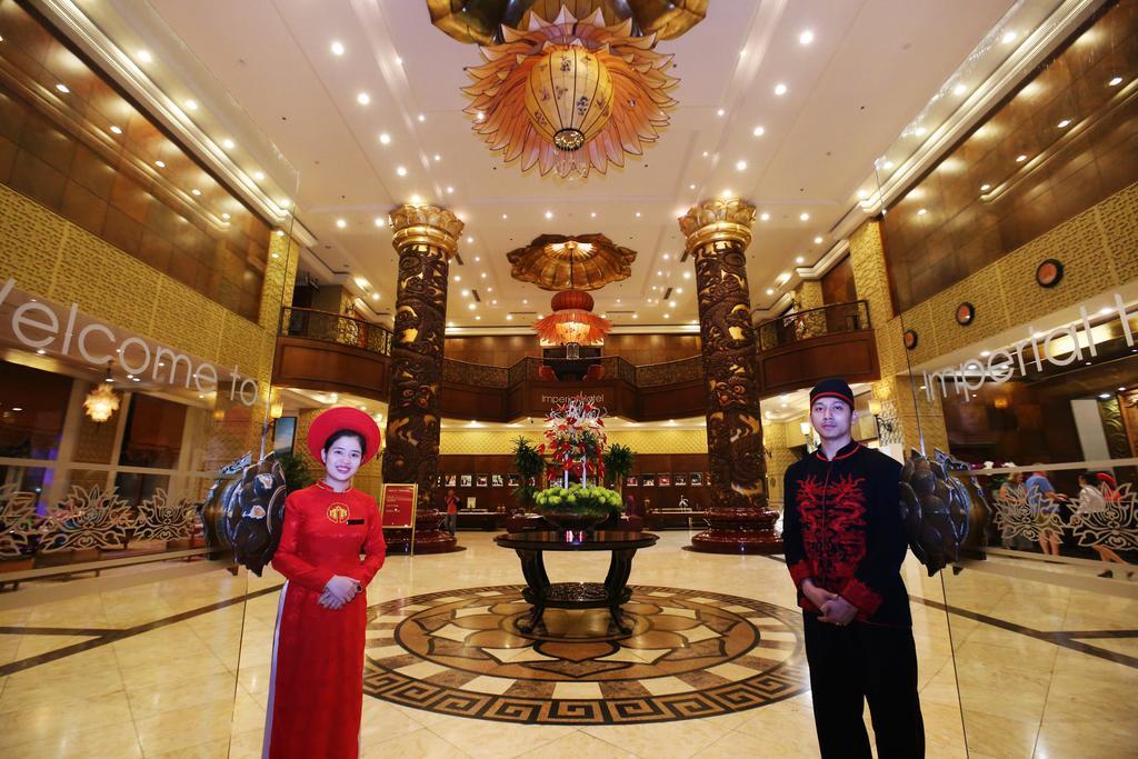 Imperial Huế Hotel cạnh dòng sông Hương thơ mộng