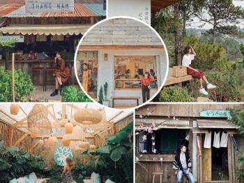 Ghim 60 Tiệm Cafe giữa lòng Đà Lạt View Siêu Phẩm