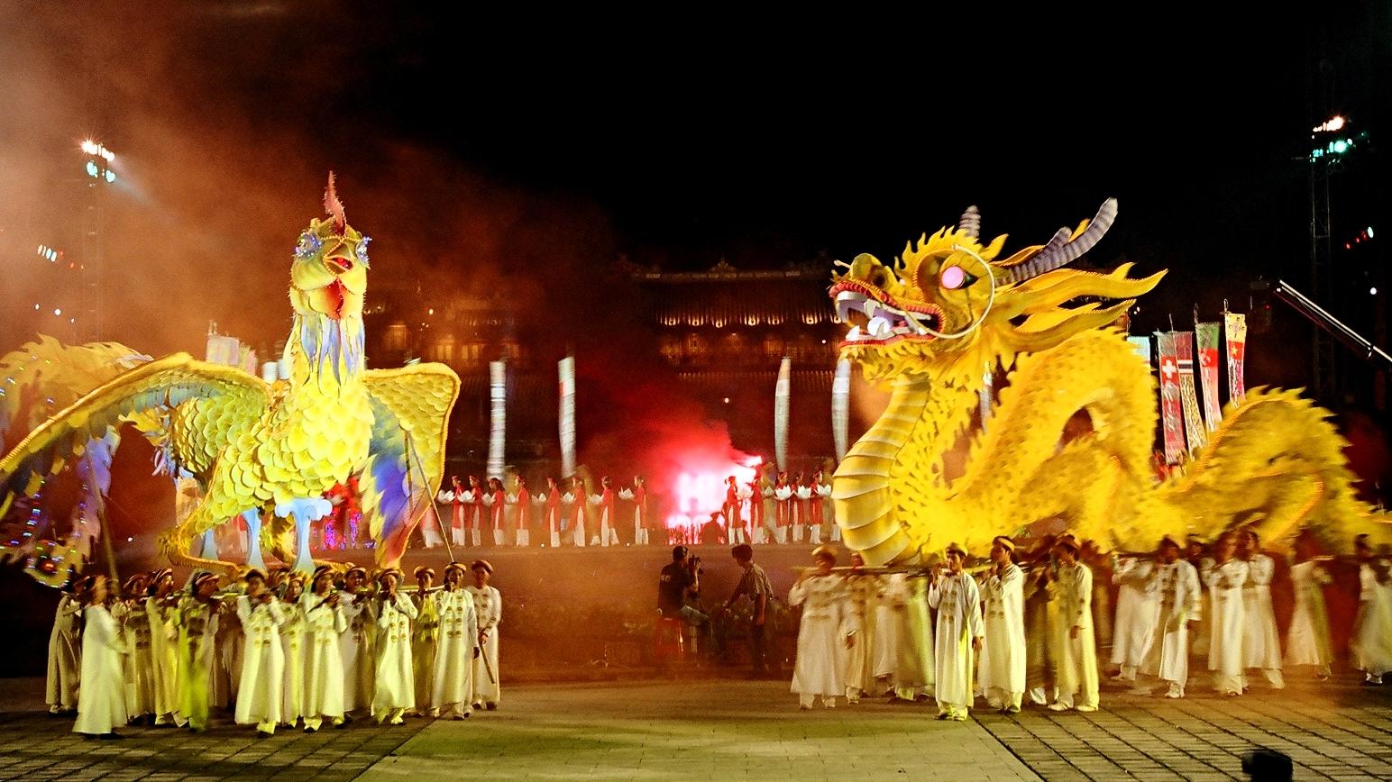 , Festival Huế lần thứ XI – Lễ hội hot nhất năm 28 – 02/9/2020