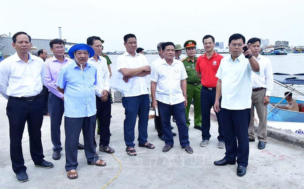 Gấp rút chuẩn bị các điều kiện khai trương tuyến du lịch Cà Mau - Nam Du - Phú Quốc