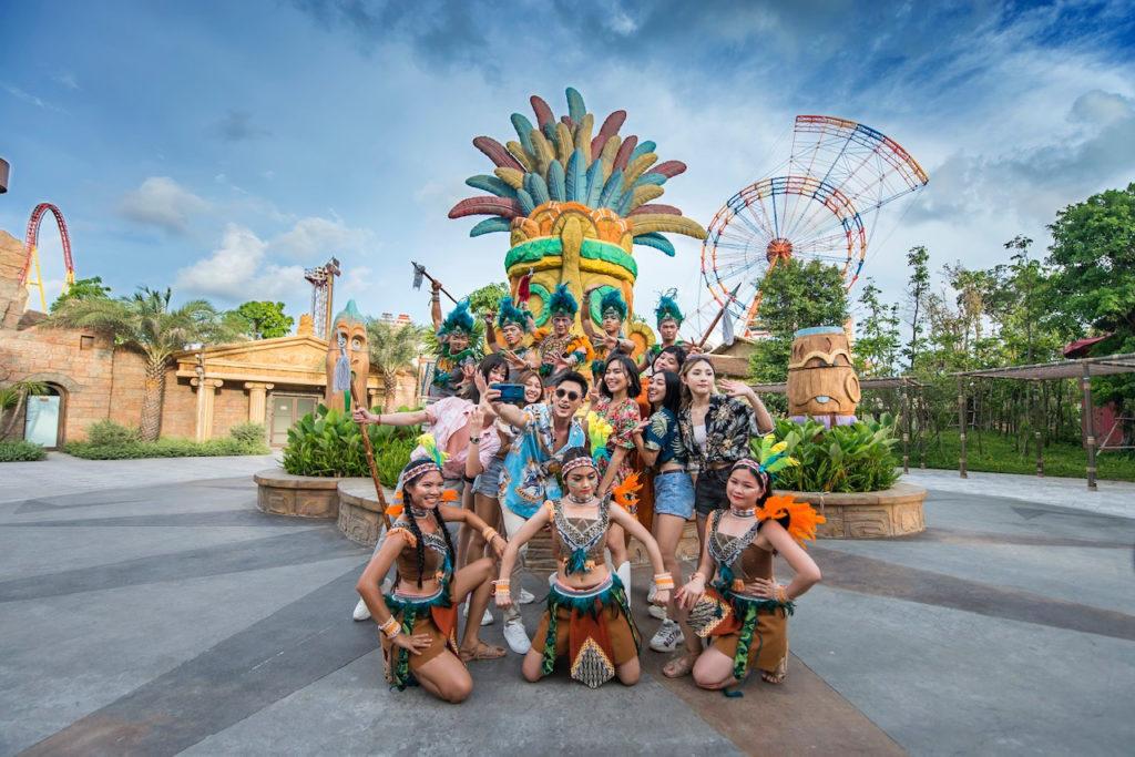 VinWonders sắp khai trương 'bom tấn giải trí hè' tại Phú Quốc