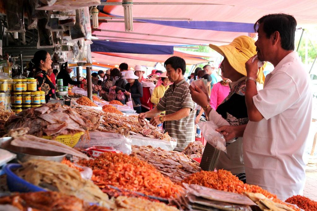 3 khu chợ hải sản tươi ngon, giá rẻ ở Vũng Tàu