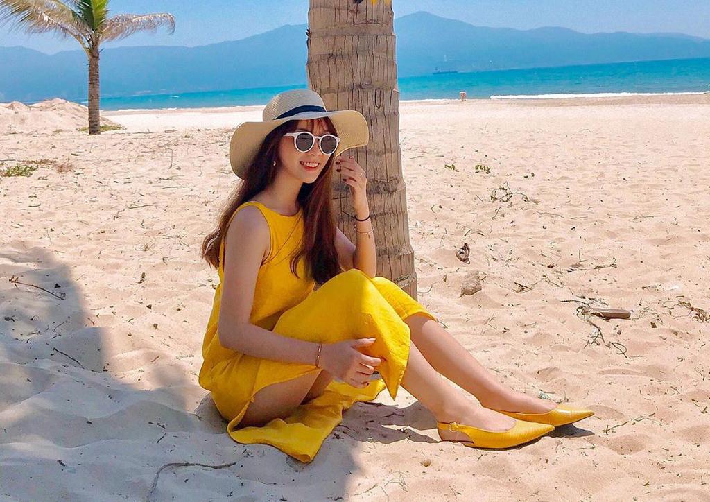 Về miền biển xanh, nắng vàng tại 4 bãi tắm Đà Nẵng