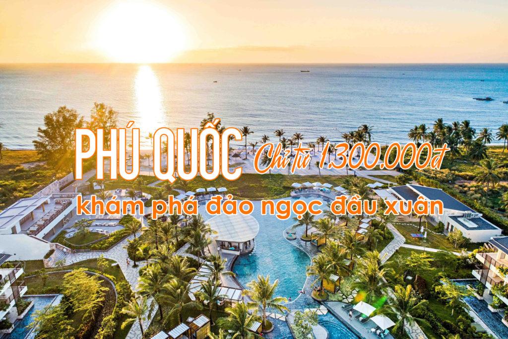 [Mới toanh] 4 Resort Phú Quốc nghỉ dưỡng cực chất đầu năm 2021
